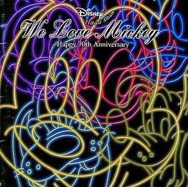 album「Disney Tribute Album We Love Micky ~Happy 70th Anniversary」