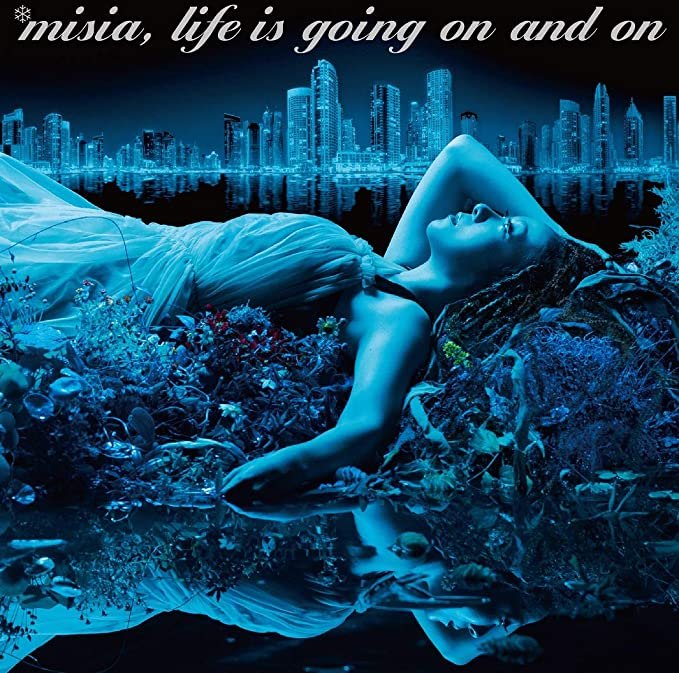 MISIA album「Life is going on and on」
